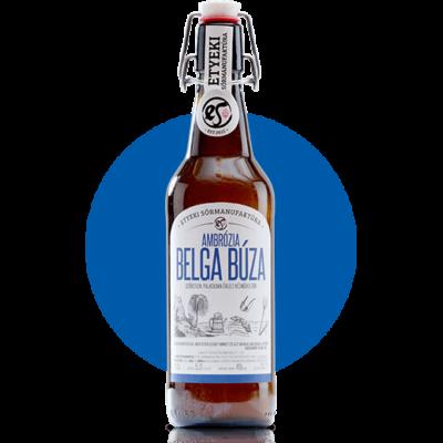 Ambrózia belga búza - Etyeki kézműves élősör - webshop sör rendelés