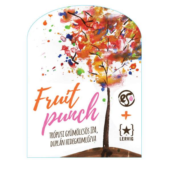Fruit Punch kézműves etyeki élősör - webshop rendelés