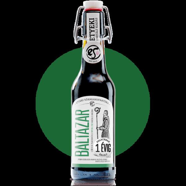 Baltaza - Kézműves etyeki élősör - webshop rendelés sör